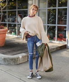 select MOCA(セレクトモカ)の「フリルスタンドカラーコットンブレンドバックボタン付きチェック柄ブラウス(シャツ・ブラウス)」 - WEAR Normcore, How To Wear, Style, Fashion, Swag, Moda, Fashion Styles, Fashion Illustrations, Outfits