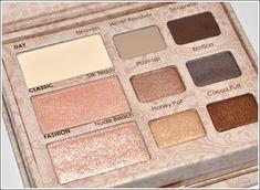 Too Faced neutral eye shadow palette