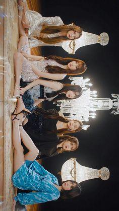Lit Wallpaper, Wallpaper Ideas, G Friend, South Korean Girls, Girl Group, Boy Or Girl, Ballet Skirt, Kpop, Dance