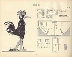"""COQ"" costumons nous p58 by pilllpat (agence eureka), via Flickr"