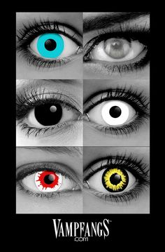 8ac12392c1 32 Best Halloween Contacts and FX Lenses images