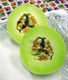Honeydew Green Flesh Organic Melon Seeds and Plants, Fruit and Vegetable Seeds at Burpee.com