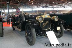 BERLIET 22HP - 1911