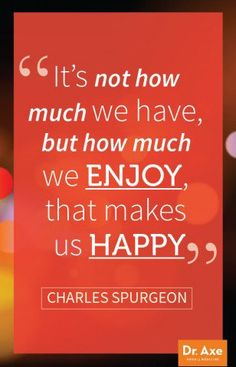 Happiness Quote by Charles Spurgeon