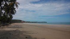 Praia da pousada, tranquilidade e segurança.