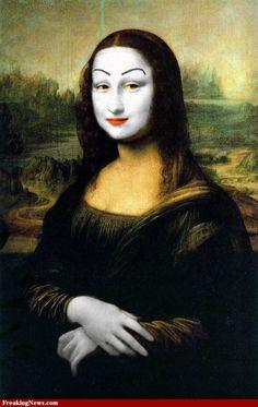 Mona mime