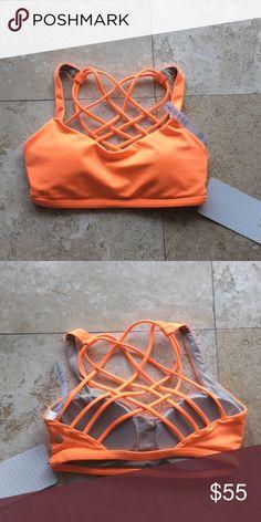 84aeb8e3134c8 NWT free to be wild sports bra 4 Brand new color TXOR lululemon athletica  Tops