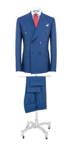 Vska Men Uniform Design Graphic Tailcoat 2 Piece Set with Pockets White L