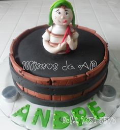bolo tema chaves #chaves #bolotemachaves #chavescake
