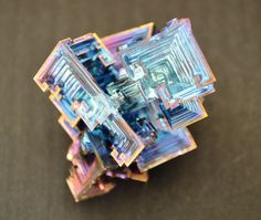 Your place to buy and sell all things handmade Gems And Minerals, Crystals Minerals, Microscopic Photography, Animal Sewing Patterns, Bismuth, Cool Rocks, Floating In Water, Large Crystals, Rocks And Gems