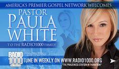 Paula White Ministries  www.paulawhite.org