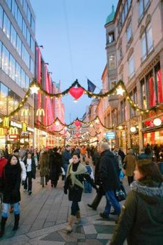 10 Activities in Denmark You Can't Miss, from Castles to Beaches: The Strøget in Copenhagen