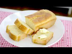 Receita de pão caseiro simples (não precisa sovar) - YouTube