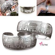 Bracelete elefante! 🐘🐘 Inspiração animal está super em alta!   Disponível em: www.ivyshop.com.br  #bracelete #pulseira #boho #elefante #pulseirismo #gypsy #bijuteria #acessórios #moda #estilo #bijus #tendência #look #feminices #animalprint #bohemian #hippiechic #bohochic #ecommerce