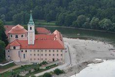 Kloster Weltenburg (Kelheim Monastery), Kelheim, Germany - on the Danube