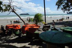 balu restaurant beach side   - Costa Rica