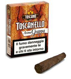 #Toscanello aromatizzato alla #Grappa