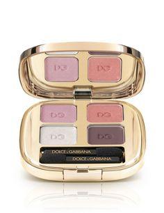 Smooth Eye Colour Quad Jewels Dolce & Gabbana