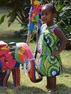 Annabelle Dress #kitenge #africa #dress #africanfashion #fashion #nairobi #africandress #kenya #girlsfashion #kidskitenge #girlswear #oceansole #elephant