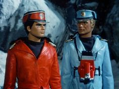 Cult TV Lounge: Captain Scarlet and the Mysterons 60s Tv Shows, Sci Fi Tv Shows, Best Series, Tv Series, Scarlet, Joe 90, Thunderbirds Are Go, Kids Tv, Music Tv