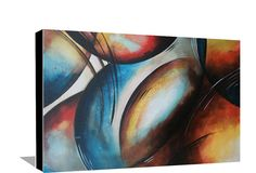 Large Abstract Painting Original Abstract by heatherdaypaintings, $275.00