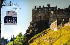 This hostel is the perfect place to experience the medieval feel of the Royal Mile (might even be haunted who knows)