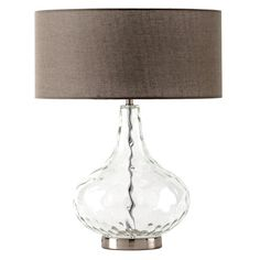 "Shiraleah Drew 22"" H Table Lamp with Drum Shade 