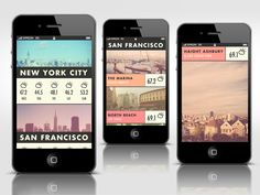 weather app by Chris Znerold