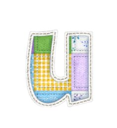 U Noah's Ark (Nitwit Collections) Monogram Alphabet, Alphabet And Numbers, Sewing Letters, Abc Letra, Purple Pattern, Clipart, Scrap, Lettering, Quilts