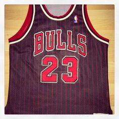 a0efbfbb71b276 Michael Jordan Chicago Bulls Champion Jersey