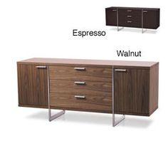 Modloft Greenwich Wood Sideboard Table