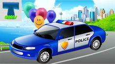 МАШИНКА.Полицейская машинка из мультика на пульте.Быстрая гоночная машин...