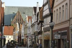 Verden, Germany. Home of the Young Horses
