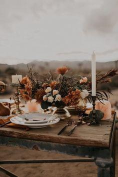 boho wedding color idea with burnt orange wedding centerpieces decoration 2020 Wedding Decorations On A Budget, Wedding Centerpieces, Wedding Venue Inspiration, Invitation, Space Wedding, Orange Wedding, Wedding Supplies, Wedding Blog, Wedding Ideas