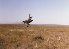 F-4 Phantom.........scratching the ground?