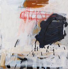 SYLVIA McEWAN_HARMONIES no6_46cmx46cm_oil on canvas