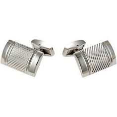 Stainless Steel Cuff Links ** BEST VALUE BUY on Amazon