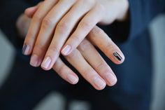 Tibi | Though we'll have to wait a minute to get our hands on the SS 18 designs, we can copy these manicures right now.