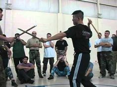Stick Fighting Part 2 Systema Russian Martial Art