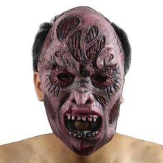 ถูกมากกกก  ซื้อเลยวันนี้ Super Spooky Rotten Face Mask ราคาถูก สะดวกสบายในการสั่งซื้อ