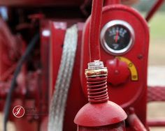 Rings on the tractor