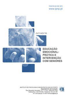 EDUCAÇÃO EMOCIONAL: PRÁTICA E INTERVENÇÃO COM SÉNIORES