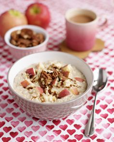 A hearty, healthy breakfast that'll keep you going on a busy day.