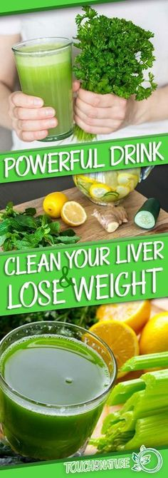 Clean Your Liver And Lose Weight In 72 Hours With This Powerful Drink – Touch Of The Nature