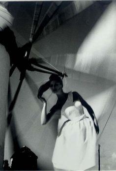 Lillian Bassman, Mykonos, Greece, for Harper's Bazaar, c. 1960