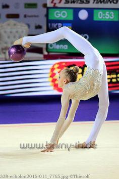 Olena Diachenko (Ukraine), junior, European Championships 2016