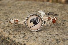 Fairy Tail Bracelet by zeldalilly on DeviantArt