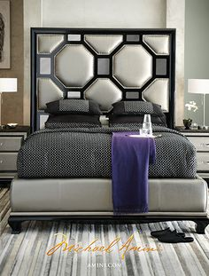 Michael Amini Furniture Designs available at #EnchantingEmbellishments