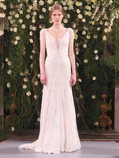 Jenny Packham Spring 2019: Ultra-Feminine Dresses for Romantic Brides | TheKnot.com