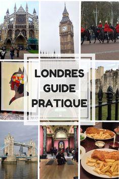 Activités insolites, bonnes adresses et infos transports, tout ce qu'il te faut pour préparer ton voyage à Londres se trouve dans notre guide pratique!  #insolite #guide #pratique #londres #blog #tourisme